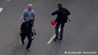 حمله به فیلمبرداران در کمنیتس توسط گروههای افراطی