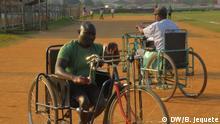 Mosambik Menschen mit Behinderung in Manica