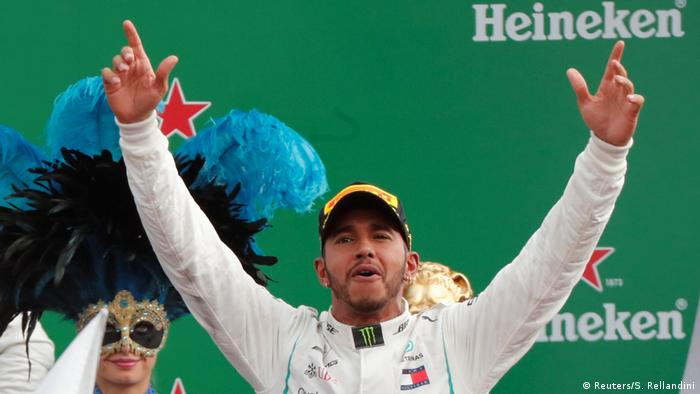 Italien Grandprix Formel 1 Monza