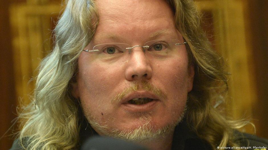 Arjen Kamphuis niederländischer Sicherheitsexperte