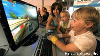 Games Convention Online in Leipzig 2009