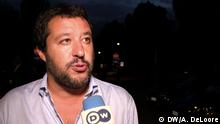Matteo Salvini, Innenminister Italien