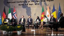Tschadsee-Konferenz im Auswärtigen Amt