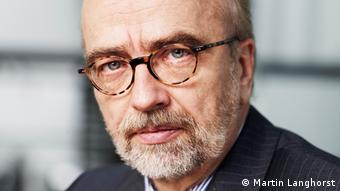 Prof. Dr. Helmut Asche (Martin Langhorst)