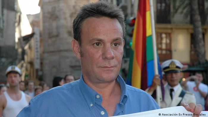 Antoni Ruiz, a victim of Franco's crackdown on gays (Asociación Ex Presos Sociales )