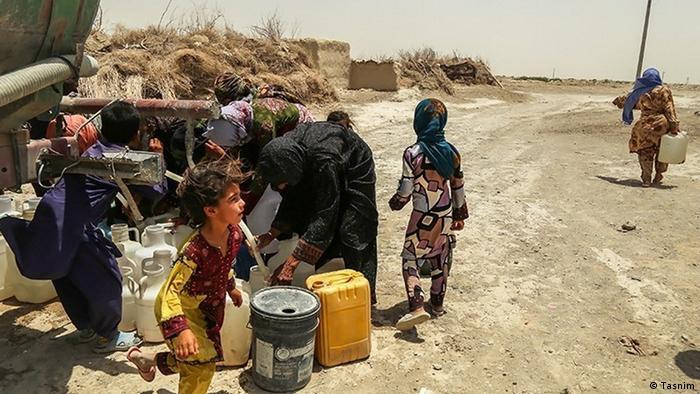 Iran Sistan und Belutschistan - Wassermangel