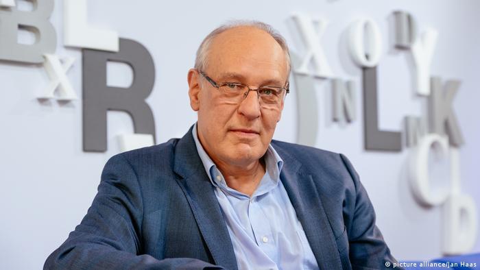 Historiker Bernd Roeck (picture alliance/Jan Haas)