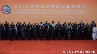China-Afrika-Gipfel in Peking