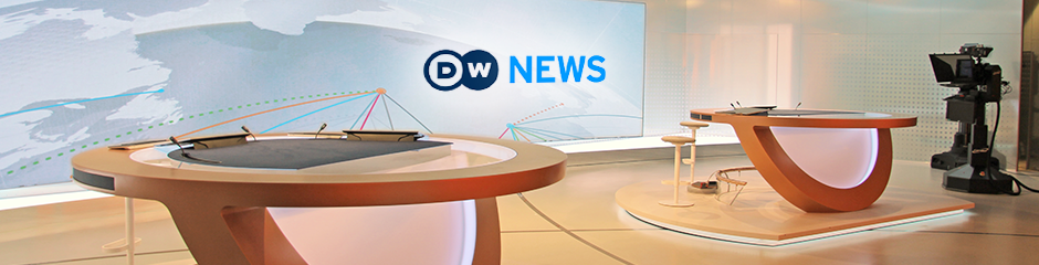 DW News (Themenheader Program Guide)