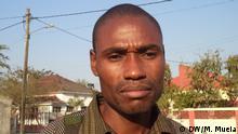 Domingos de Albuquerque, MDM Kandidat für die Gemeinde Quelimane, Mosambik