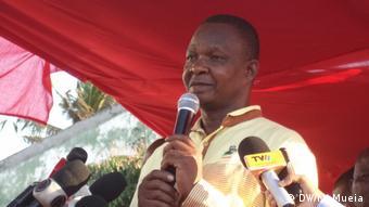 Mosambik, Quelimane: Rock Silva, Sekretär von FRELIMO