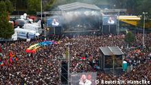 Chemnitz - Konzert gegen Rassismus
