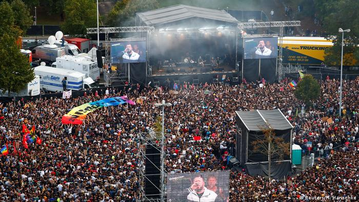 Chemnitz concert opposing racism