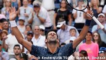 Tennis: US Open | Novak Djokovic vs Joao Sousa