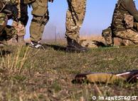 """Троє військових постраждали на Донбасі через розрив міномета """"Молот"""" (фото з архіву)"""