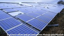 Deutschland | Solarzelle (picture-alliance/dpa/Construction Photography/Photosh)
