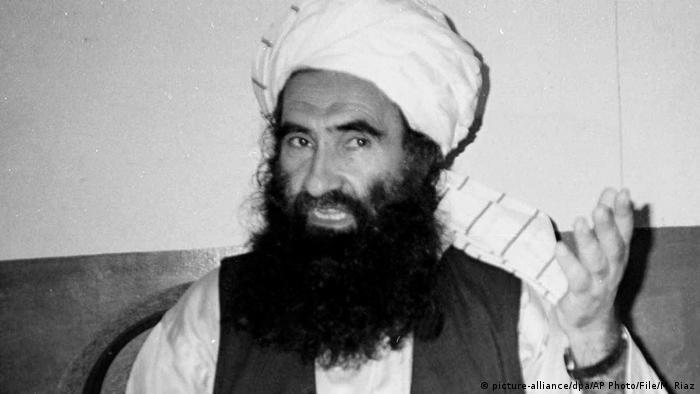 Jalaluddin Haqqani |  Gründer des Haqqani Netzwerks (picture-alliance / dpa / AP Photo / File / M. Riaz)