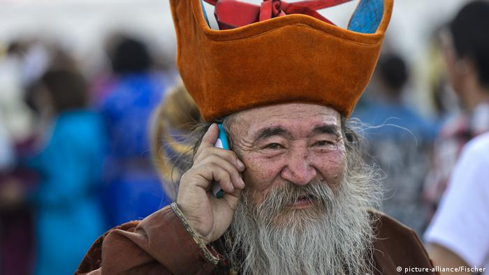 Mongolei-Landflucht (picture-alliance/Fischer)