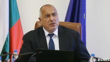 Boiko Borisov, Bulgariens Premier