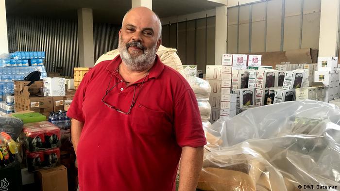 Lesbos foodwholesaler Panos