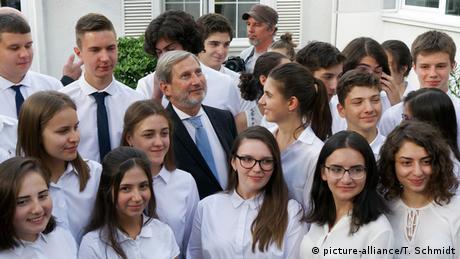 У Тбілісі відкрили першу Європейську школу