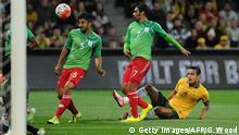 Fußball Länderspiel Austalien vs Bangladesch