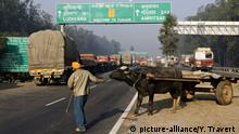 Symbolbild: Grand Trunk Road, Indien