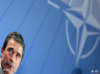Anders Fogh Rasmussen hat am Montag (03.08.3009) sein Amt als NATO-Generalsekretär angetreten