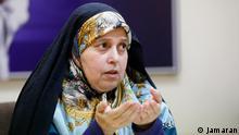 Iranische Parlamentsabgeordnete Parvaneh Salahshuri