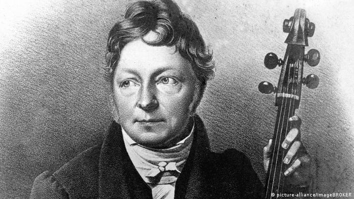 Bernhard Romberg, 1772-1841, (picture-alliance/imageBROKER)