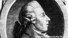 Komponist Christian Gottlob Neefe, 1748-1798 (picture-alliance/akg-images)