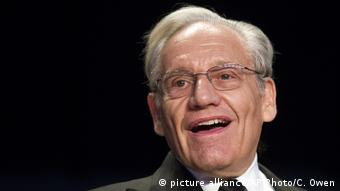Journalist Bob Woodward (picture alliance/AP Photo/C. Owen)