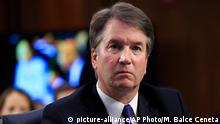 USA Brett Kavanaugh in Washington