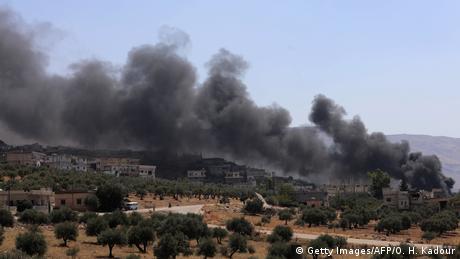Сирія: чи вдасться дипломатам відвернути гуманітарну катастрофу в Ідлібі