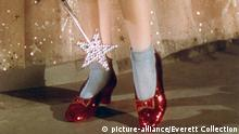 USA Film Der Zauberer von Oz -Ruby Slippers