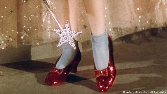Fbi Recovers Wizard Of Oz Ruby Red Slippers In