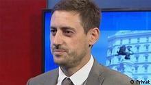 Petar Bogojevski VMRO DPMNE Reformpolitiker aus Mazedonien