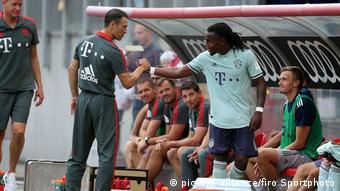 Deutschland, Klagenfurt:, Fussball, International Champions Cup, FC Bayern München - Paris Saint Germain