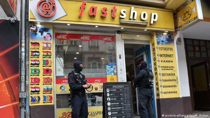 Germany cracks down on clan crime with ′zero tolerance