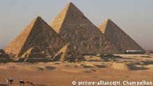 Ägypten: Die Giseh Pyramiden
