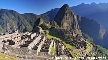 Peru: Ruinen der Inkas
