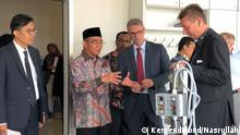 Indonesian Education and Culture Minister Muhadjir Effendi