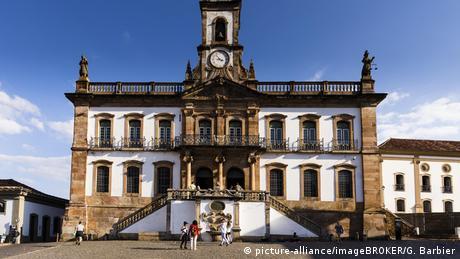 Museu da Inconfidência, Ouro Preto