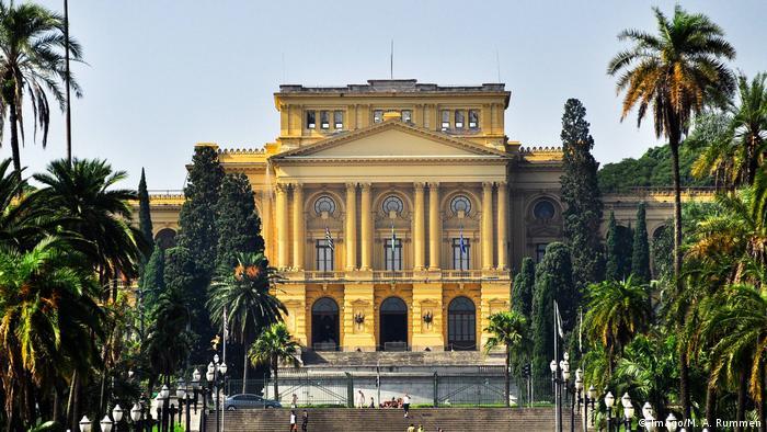 Museu do Ipiranga, São Paulo
