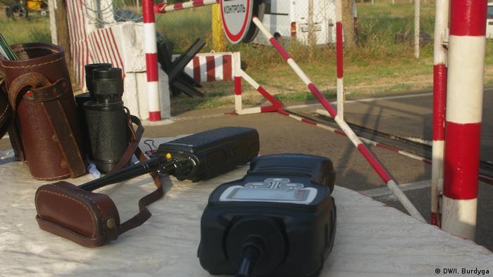Портативні вимірювальні прилади фіксують перевищення допустимих норм забруднення повітря