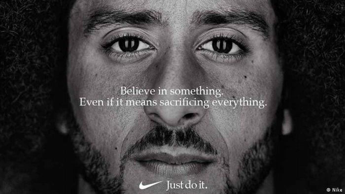 Why Nike S Polarizing Campaign Is Courageous Culture Arts Music And Lifestyle Reporting From Germany Dw 06 09 2018
