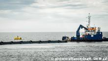 Niederlande The Ocean Cleanup Prototyp