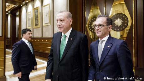 Маас у Туреччині: нормалізація відносин і підготовка до візиту Ердогана