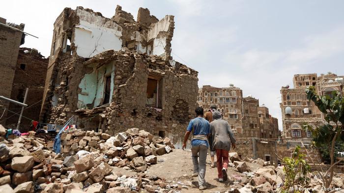 Наслідки війни в Ємені