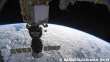 ISS Soyuz MS-09 Kapsel
